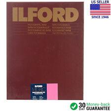 """Ilford Multigrade Warmtone Rc Paper (Glossy, 8 x 10"""", 100 Sheets) 1902303"""