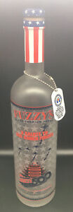 Fuzzy's Vodka 2017 Indianapolis 500 Commemorative 101ST Running Empty Bottle IMS