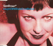 SAM BROWN IN LIGHT OF ALL THAT'S GONE BEFORE 3 TRACK CD SINGLE