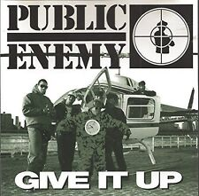 Public Enemy Give it up (1994) [Maxi-CD]