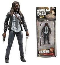 "Walking Dead TV Series Constable Michonne 5"" Action Figure Series 9 McFarlane"