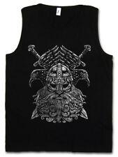 ODHIN VI TANK TOP Walhalla Wikinger Vikings Odhin Odin Thor German Norse Gott