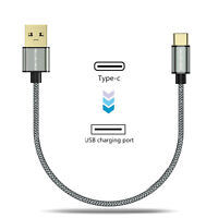 SAMSUNG USB-C USB 3.1 Type C to Type A Data Charge Fast Charging Cable 5Gbps Lot