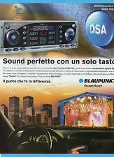 CIAK999-PUBBLICITA'/ADVERTISING-1999- BLAUPUNKT SAN FRANCISCO RDM 169