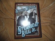 Steamboat Bill, Jr. [Ultimate 2-Disc Dvd Edition] (1928) Buster Keaton