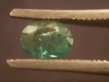Gil certificado Paraiba Turmalina Facetado Piedra Preciosa De Mozambique 0.87 CT