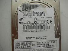 Toshiba 320gb MK3252GSX FKN6VB A5A002217010