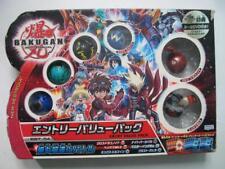 bakugan Helios MK2 Cross Dragonoid minx  Knight Percival MASTER INGRAM set BOXED
