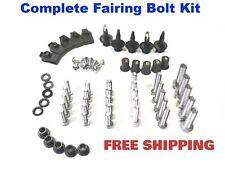 Complete Fairing Bolt Kit body screws for Honda CBR 919 RR 1998 - 1999 Stainless