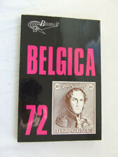 Belgica 1972- Philatelic Exhibition Brussels Official Guide