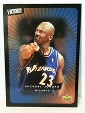 2003 UD Victory Basketball Michael Jordan #23 Washington Wizards