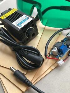 Creality 3D Printer Laser Engraving Module - Ender 3 Pro Laser Head CR-10/CR-10S