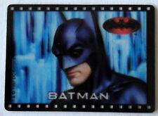 Batman & Robin 1997 Skybox Trading Cards Batman Mini Film Cell