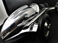 Vintage Race Car 1930s Concept Ford Midget 24 Formula F 1 18 Carousel Silver 12