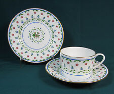 Raynaud Ceralene Lafayette Cup, Saucer and Plate Trio - More available.