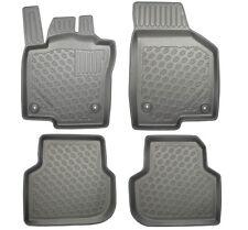 OPPL Fußraumschalen 4-teilig statt Gummimatte für VW Jetta Limousine 2011-