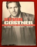 Kevin Costner - Triple Feature (DVD, 2008, 3-Disc Set)