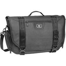 Ogio Rivet Over The Shoulder Messenger Tote Black Bag
