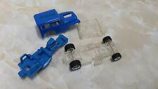Hot Wheels Prototype Blue Flesh Mattel Tooling Sample JEEP EXPRESS RARE!!