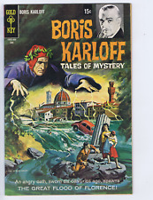 Boris Karloff Tales of Mystery #22 Gold Key 1968