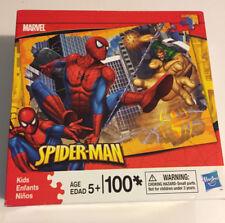 Spider-Man 100 Piece Puzzle