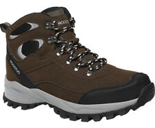 MENS HIKING BOOTS WALKING ANKLE HIGH TOP TRAIL TREKKING BOOT SNEAKERS SIZE
