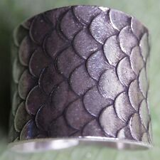 Size Us=8 Uk=P.Adjustable Thai Ring Pure silver