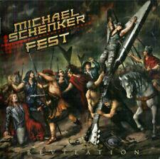 MICHAEL SCHENKER FEST  Revelation  CD MSG  Digipak  2 bonus tracks ltd