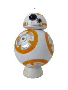 Disney Star Wars The Last Jedi BB-8 Bubble Blower Machine Toy Sound Lights