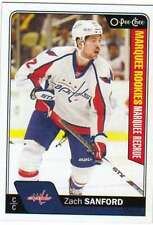2016-17 O-Pee-Chee Update Marquee Rookies RC #673 Zach Sanford Capitals