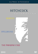 % 3 DVDs * HITCHCOCK - COLLECTION # NEU OVP