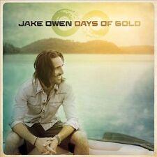 Jake Owen : Days of Gold CD