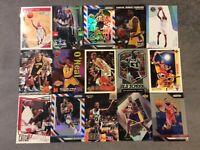 HALL OF FAME Basketball Card Lot 1992-2020 MAGIC JOHNSON MICHAEL JORDAN BARKLEY