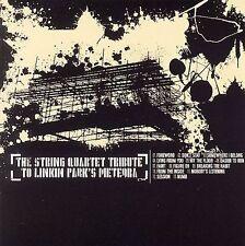 The String Quartet Tribute Linkin Park's Meteora (CD) - **DISC ONLY**