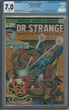 Dr Strange 1 CGC 7.0 - Doctor Strange 1974 Marvel Disney Movie Avengers Brunner
