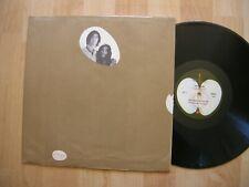 John Lennon & Yoko Ono Two Virgins APPLE T-5001 orig 1968 w/paper bag EX