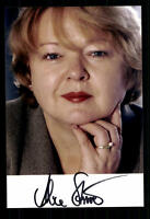 Alice Ströver Foto Original Signiert ## BC 29905