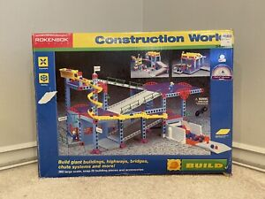 Rokenbok Construction World 34317 (Mostly Sealed In Original Box)