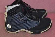 Nike Air Jordan Retro 12.5 Black Shoes 317176-061 Size 9.