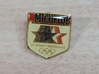 1984 Los Angeles Olympics Sponsor Michelob Collectible Pin Pre-owned
