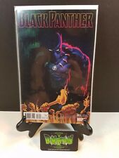 Black Panther #1 Sook Variant Nm Marvel Comics Captain Avengers Iron Man Thor