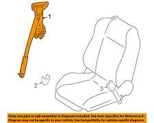 Infiniti NISSAN OEM 10-13 G37 Front Seat-Belt & Buckle Retractor Left 868851NJ4C