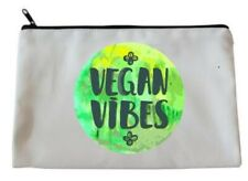 VEGAN VIBES Accessory/Pencil Case/Make Up Bag