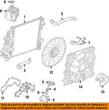 GM OEM-Engine Water Pump 12672035