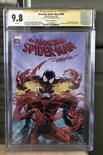 Amazing Spider-Man 800 Mike Mayhew Modern Variant ASM 238 Homage CGC SS 9.8