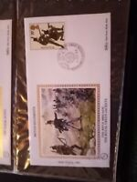 1983 Army - Benham  The Royal Green Jackets Official FDC