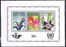 België 1965 blok 32 Gentse bloemenshow - flowers Postfris MNH