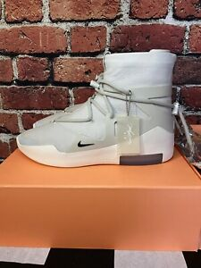 Nike Air Fear Of GOD 1 Light Bone Size 13 FOG VNDS Off White Dunk High Source