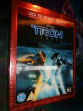 Walk Disney - Tron - Legacy - 3D Super play starring Jeff Bridges - Cert PG