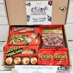 Reeses Chocolate Sweet Hamper Mix Selection Gift Box Present Birthday Letterbox